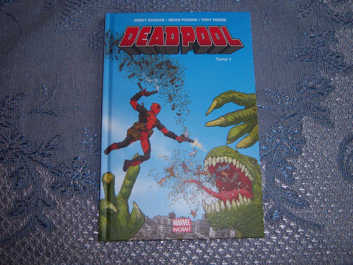 Deadpool Président - Deadpool 01