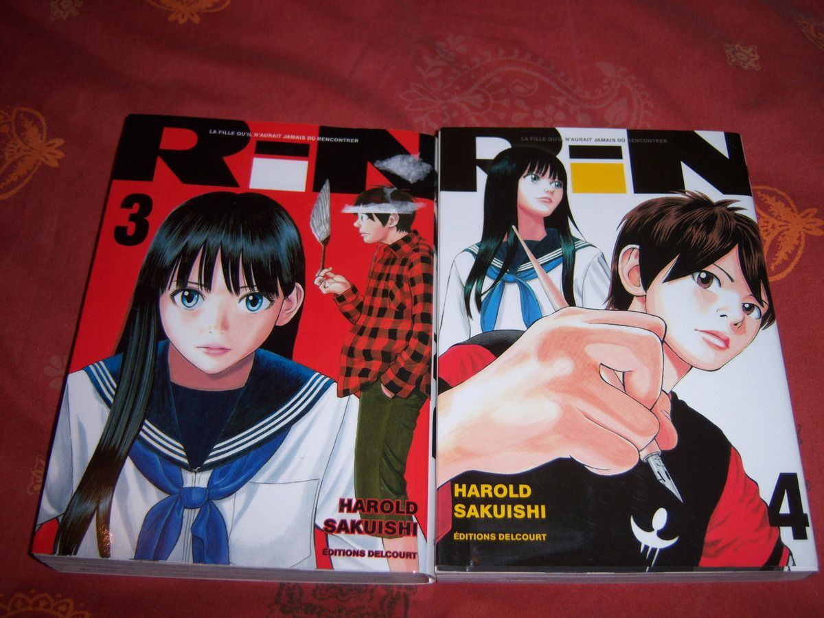 Rin - Tomes 03 & 04