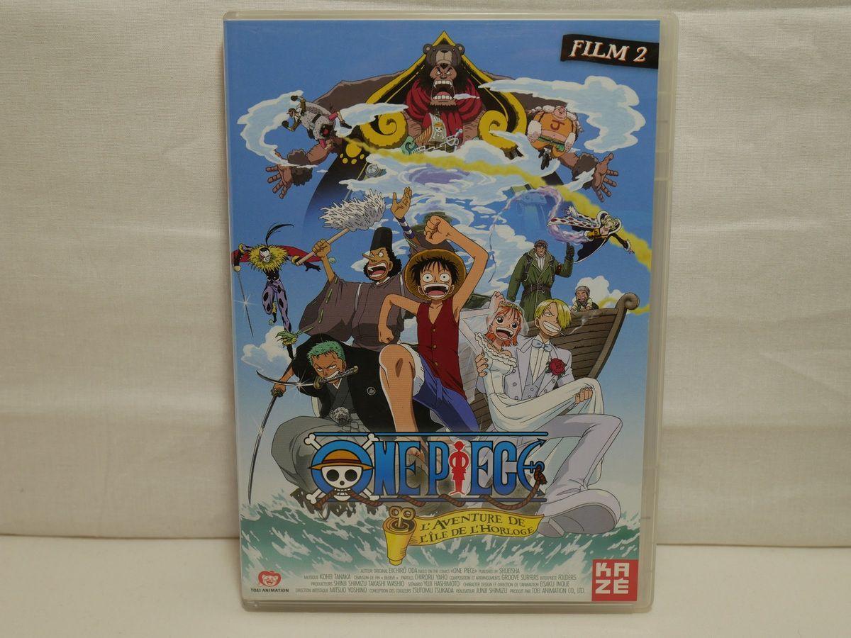 L'aventure de l'île Horloge - One Piece film 02