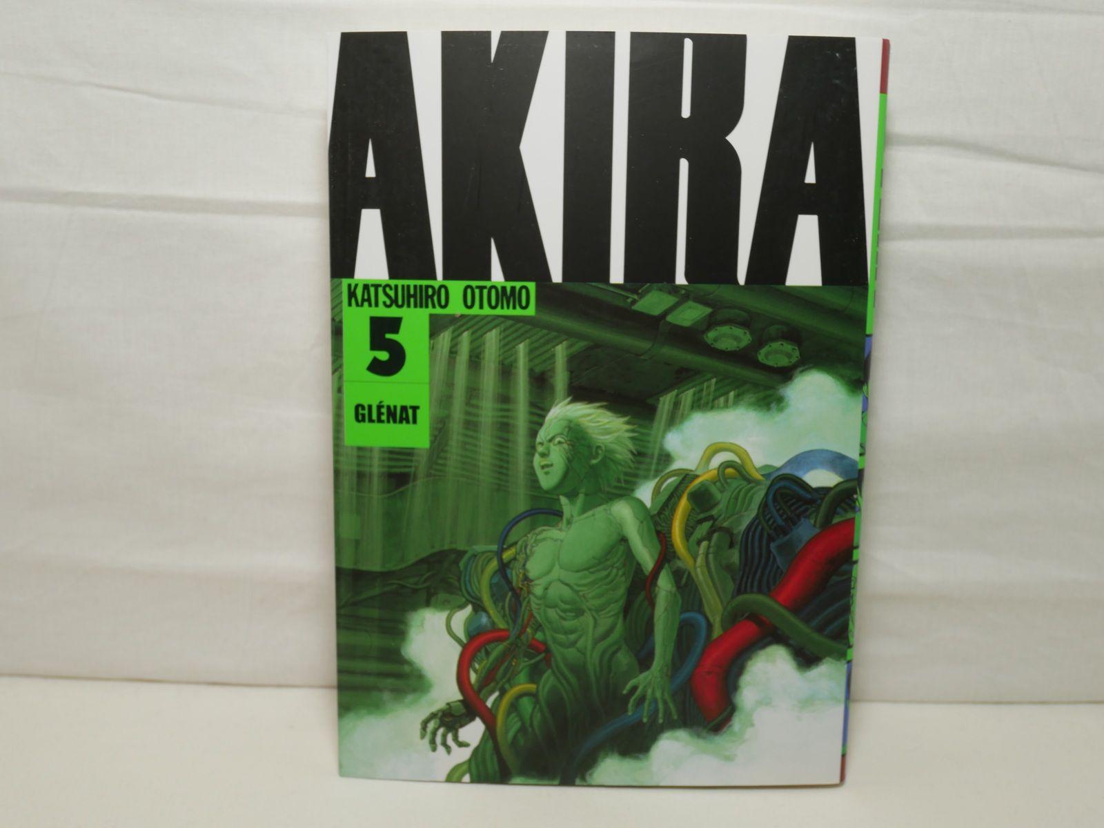 Akira - Édition originale (noir & blanc) - Tome 5