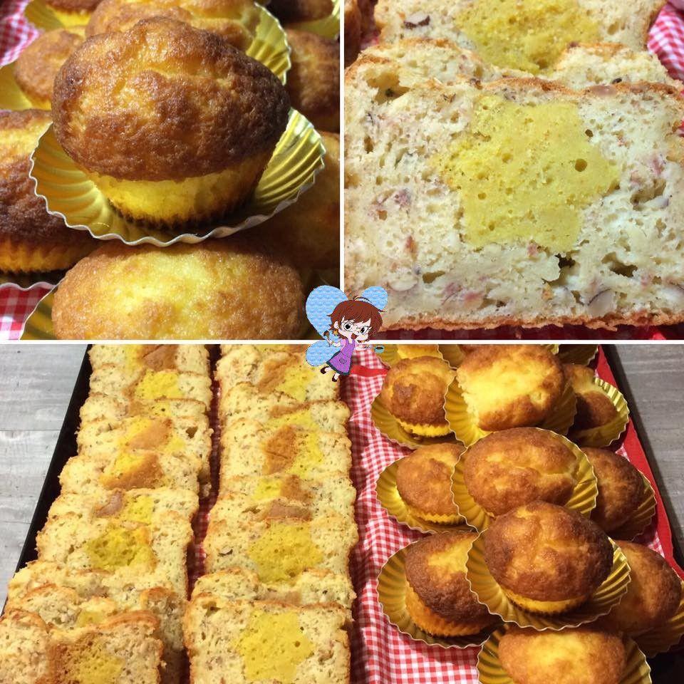 Muffins Coco coeur choc et ses variantes