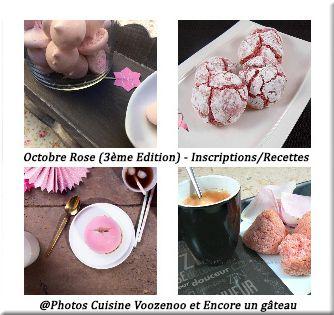 Entremets Framboise - Crème Brulée