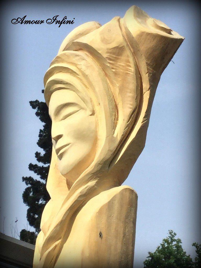 Sculpture réalisé en Chine Juin 2017 Yantai