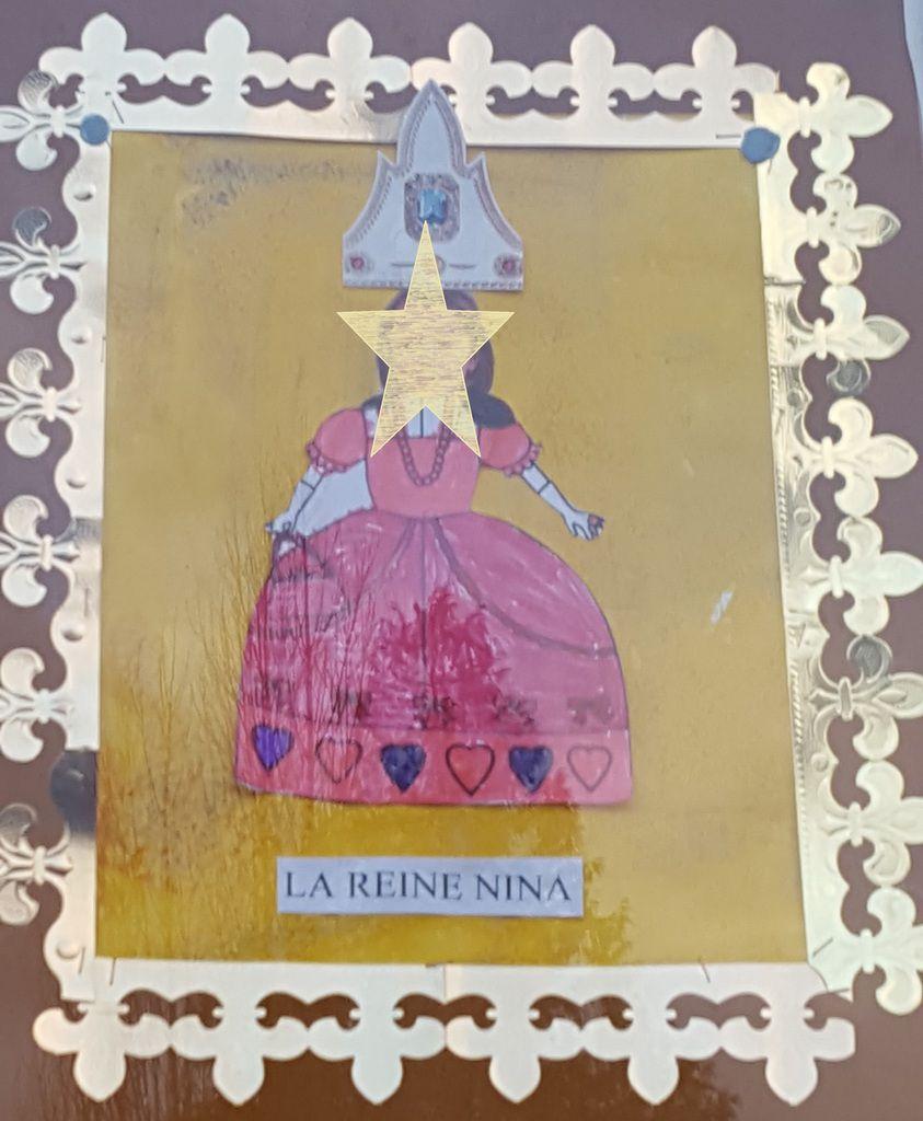 Arts visuels : roi et reine