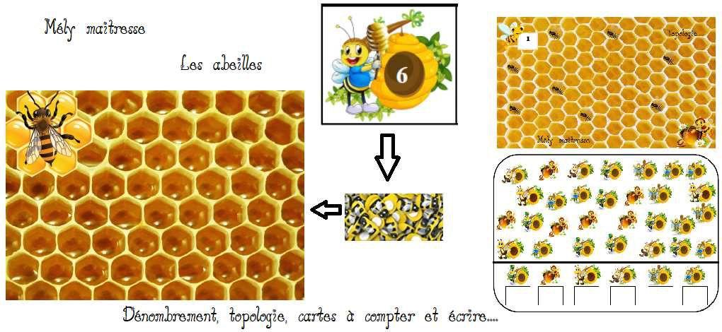 Projet sur les abeilles en maternelle