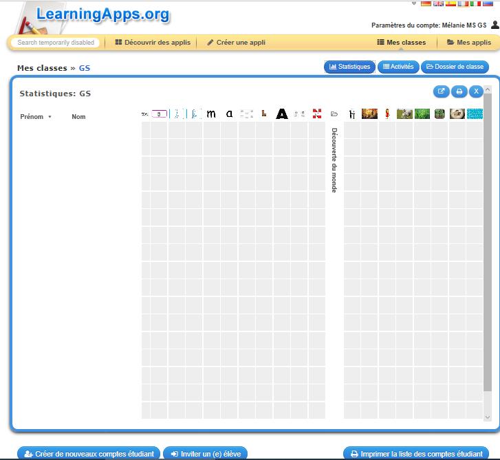 Continuité pédagogique : Les applications de jeux : LEARNINGAPPS.ORG