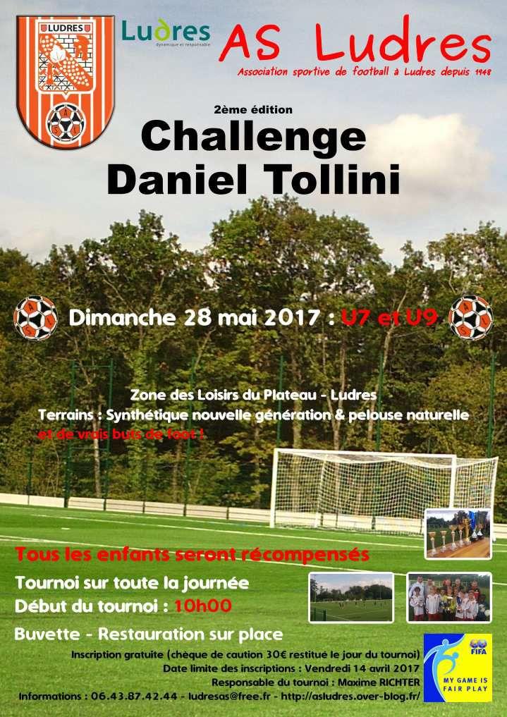 Challenges AS Ludres : 28 mai et 17-18 juin 2017