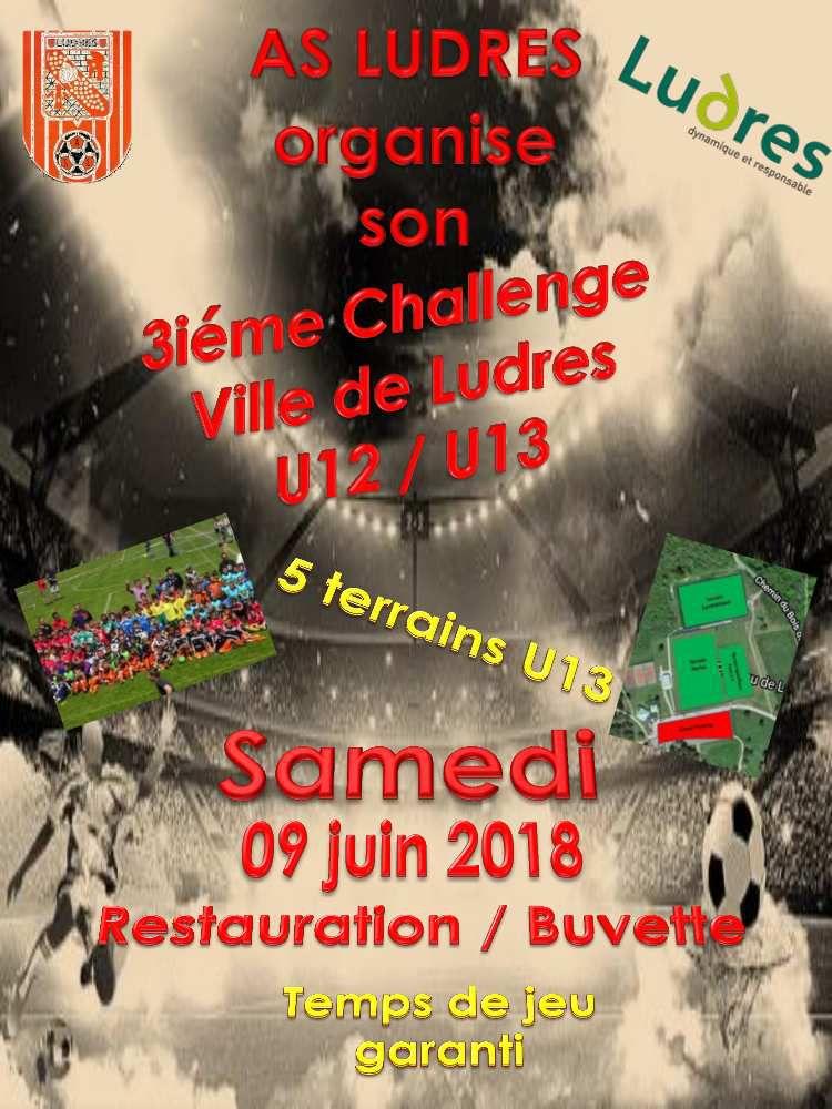09 et 10/06/2018 - Challenges de la Ville de Ludres U11 et U13