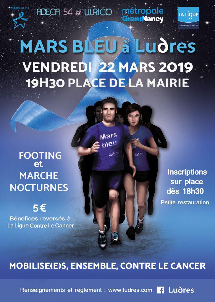 22/03/2019 - Mars Bleu