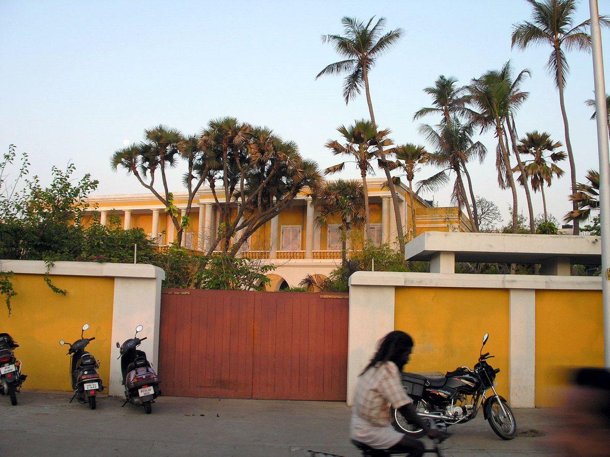 PONDICHÉRY-Inde du Sud