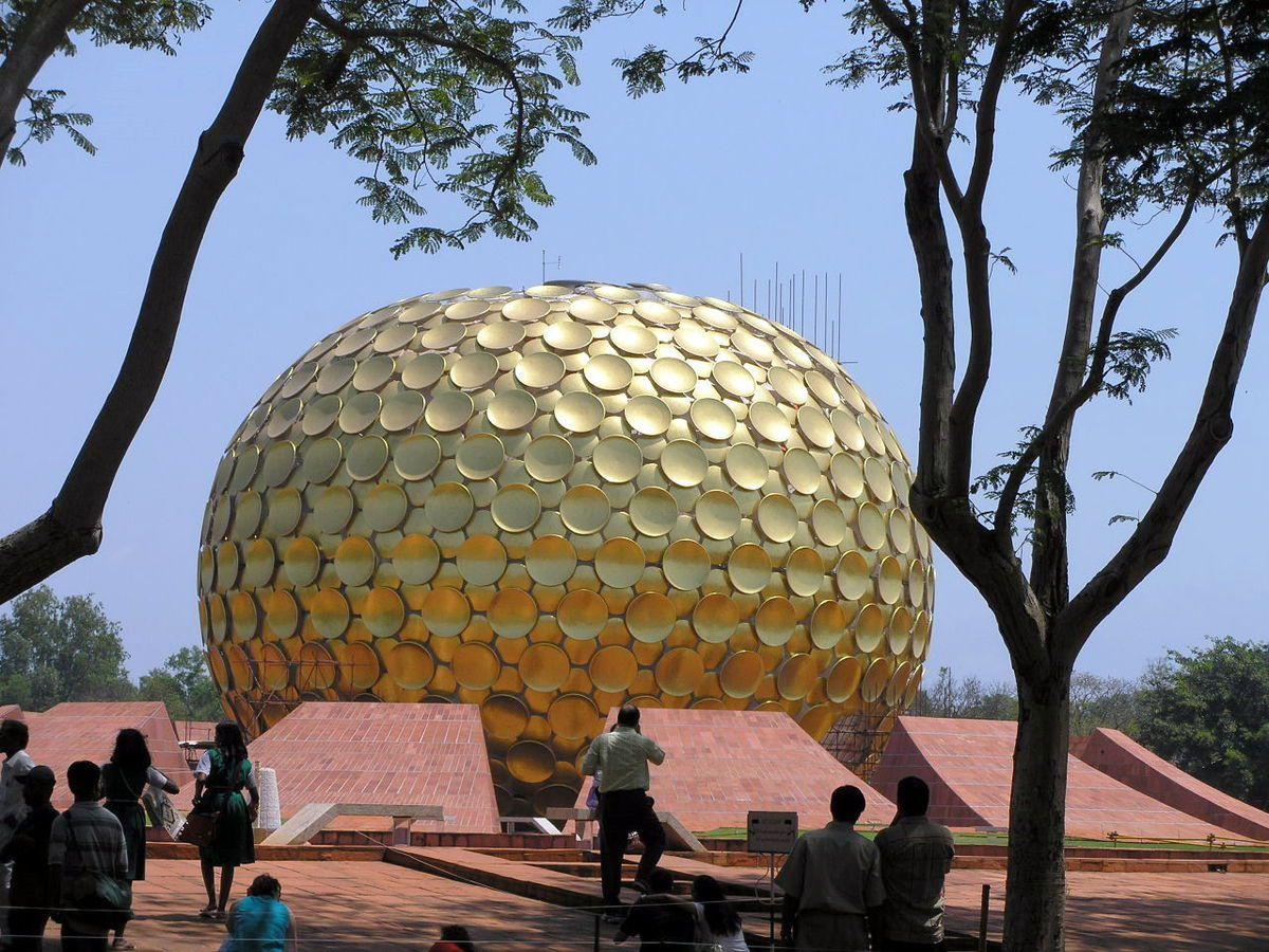 AUROVILLE (Inde du Sud)