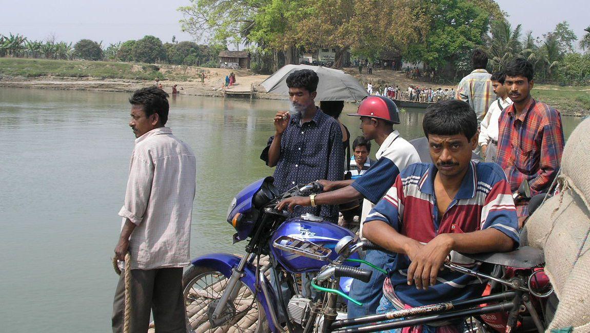 BAHARAMPURT- MURSCHIDABAD (Vallée du Gange)