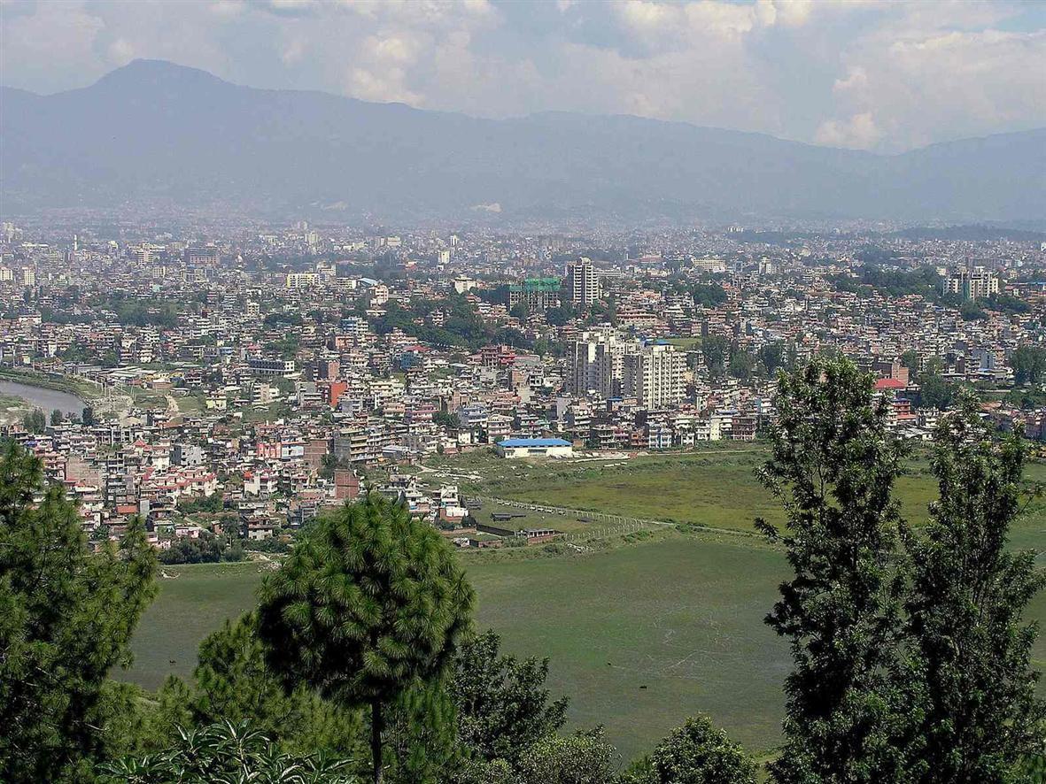 KIRTIPUR (Vallée de Katmandou - Népal)