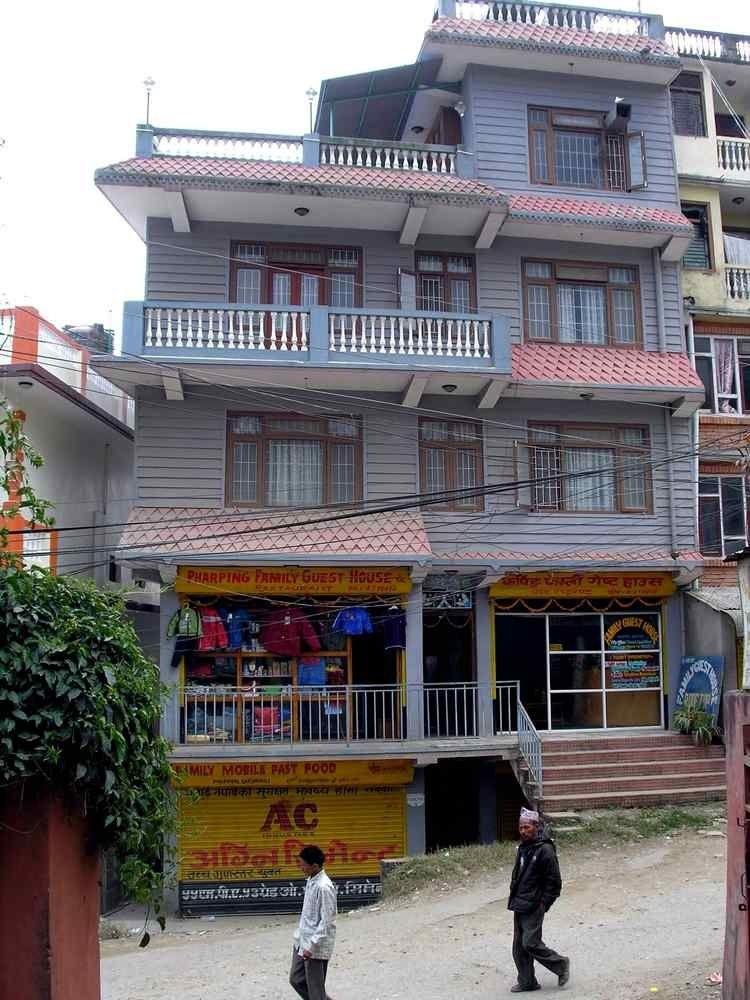 PHARPING (Vallée de Katmandou-Népal)