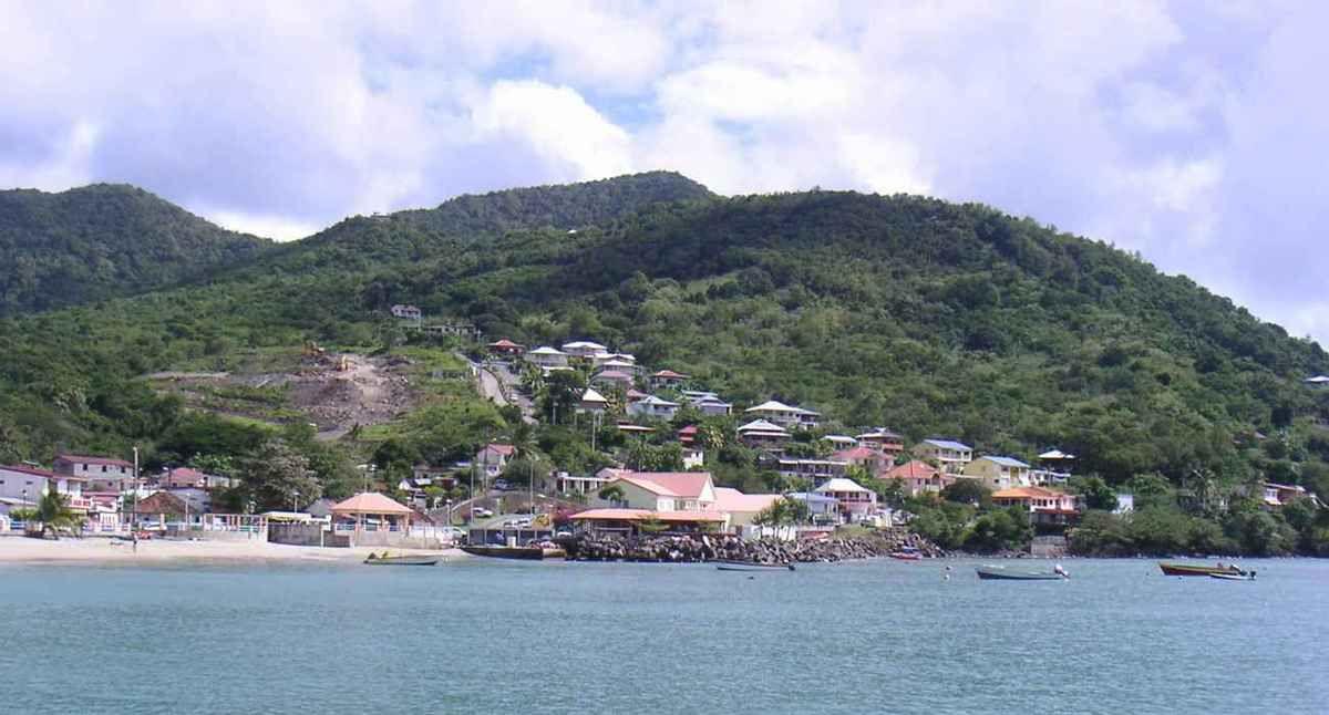 LES ANSES D'ARLET - Martinique