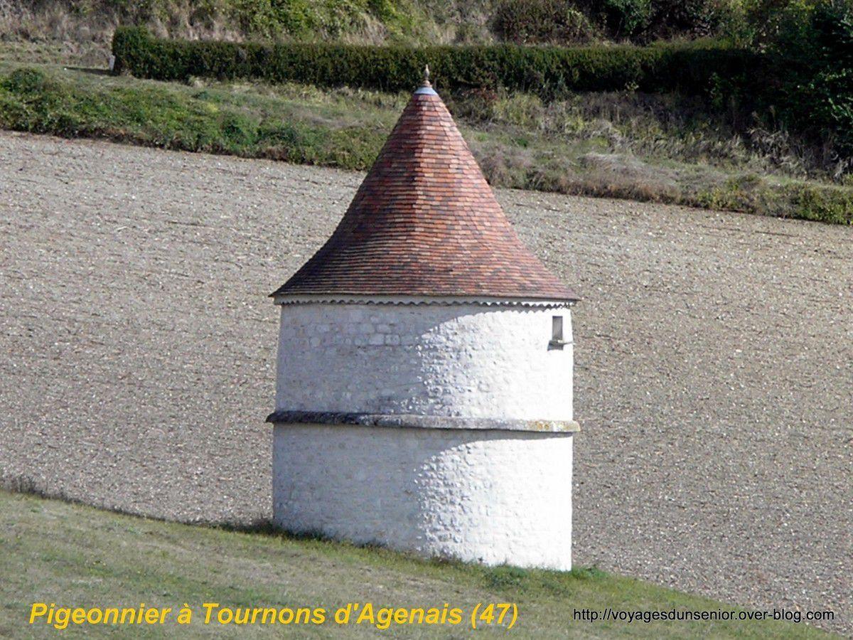 Pigeonniers en Lot-et-Garonne