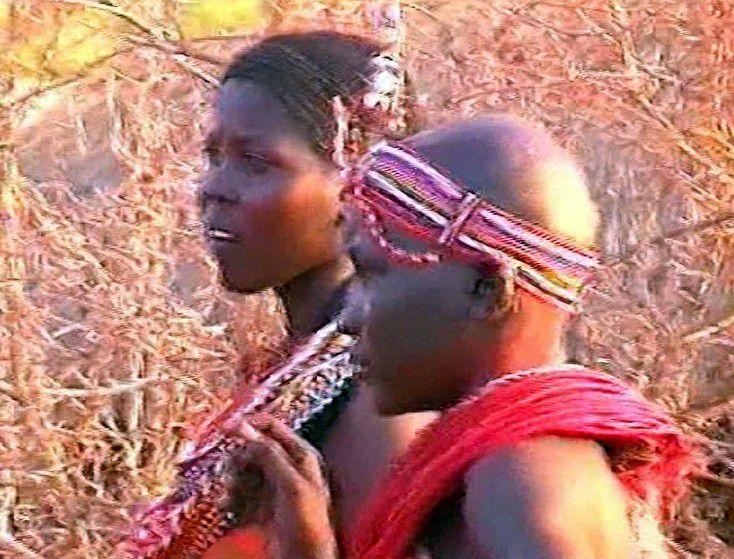 Kénia-Village Massaï