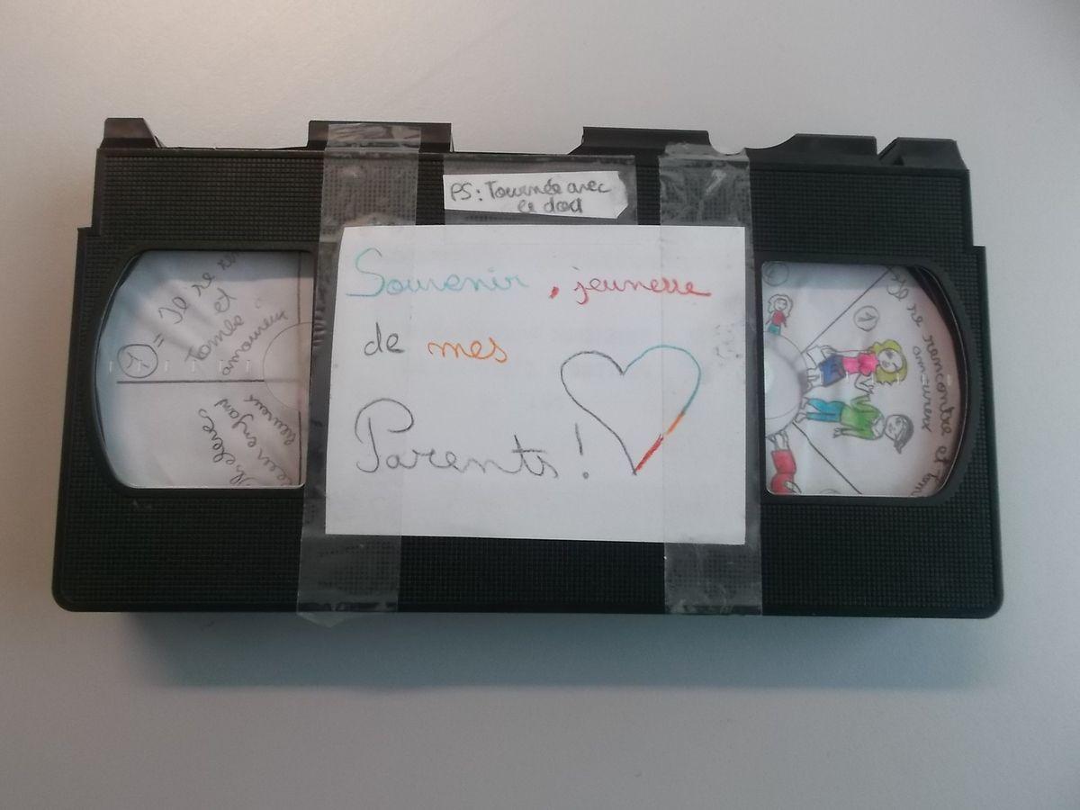VHS ou Vraie Histoire de Souvenirs