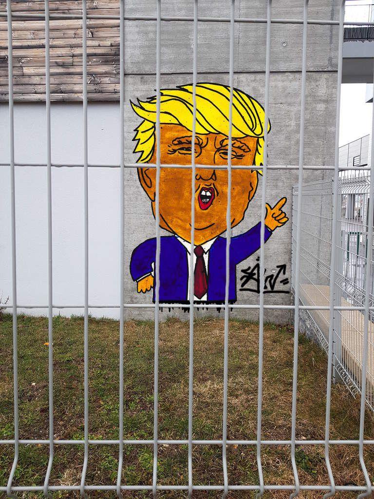Street art : art engagé