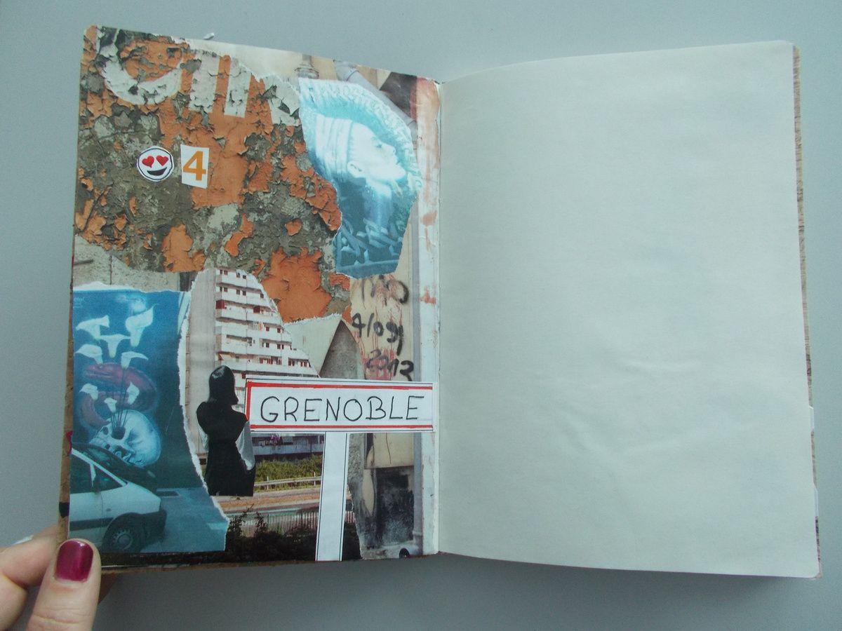Journal artistique intime