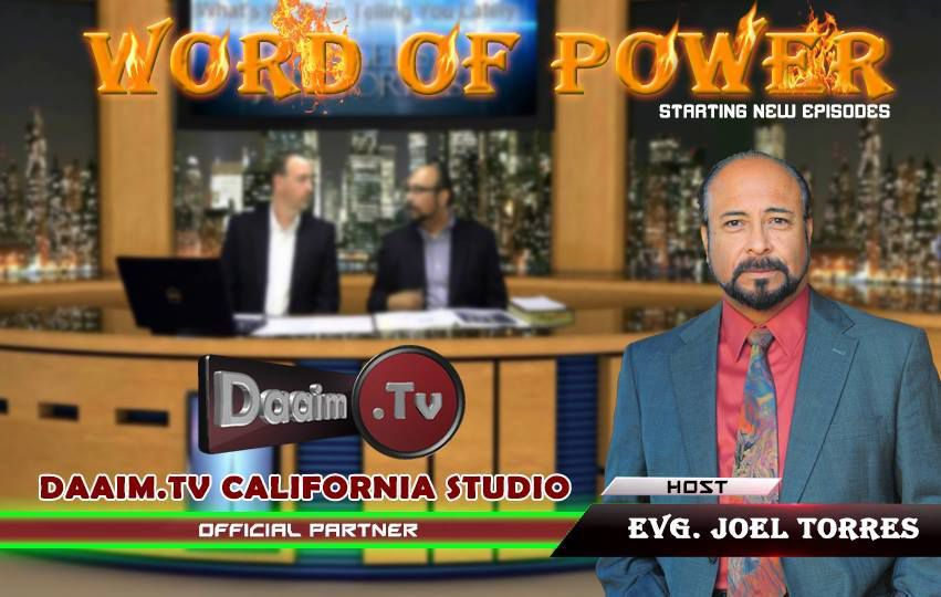 J TORRES MINISTRIES TELEVISED IN MIDDLE EAST