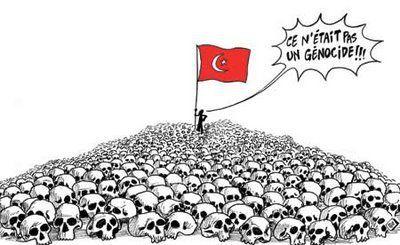 Le génocide des Arméniens : résumé historique