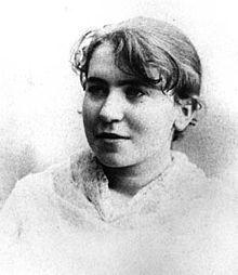 Emma Goldman en 1886