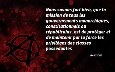 ★ LE COMMUNISME ANARCHISTE