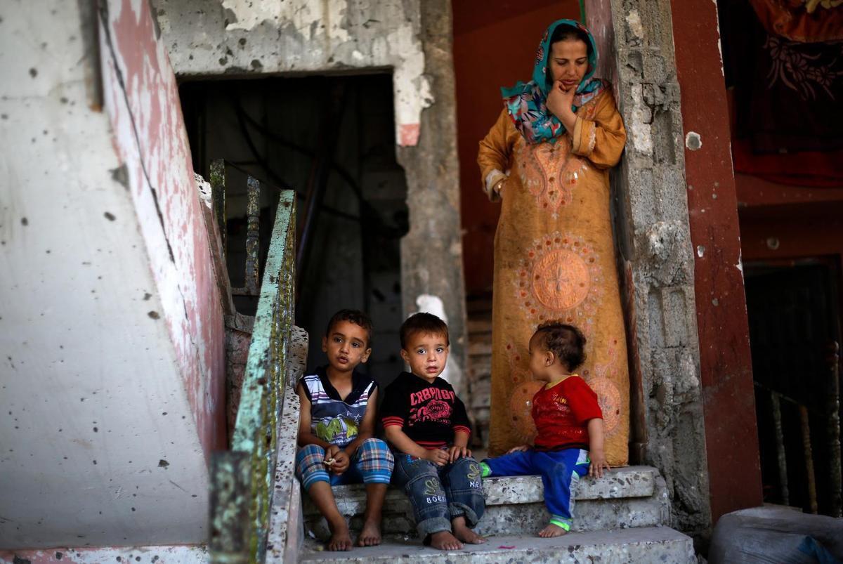 Femmes Gaza