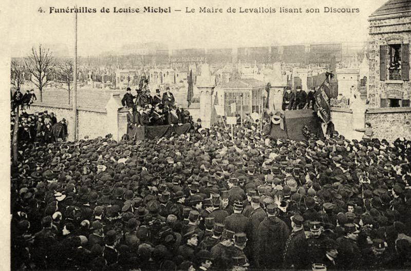 ★ Louise Michel, dite Enjolras (1830-1905)