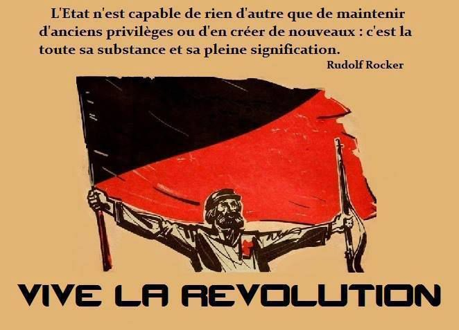 Révolution Anarchisme