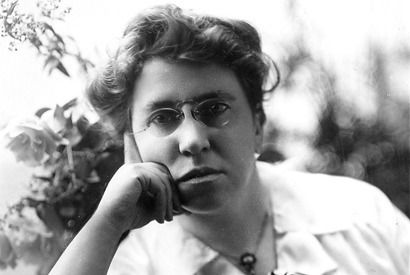 Emma Goldman Anarchisme