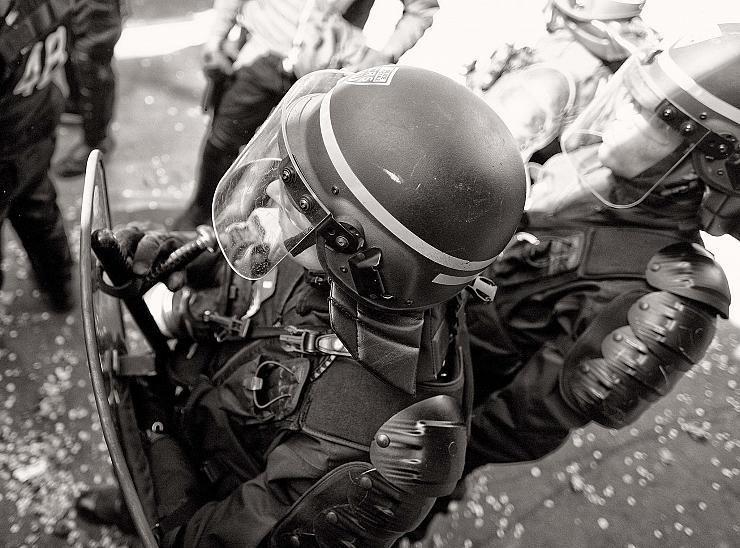 France Etat policier