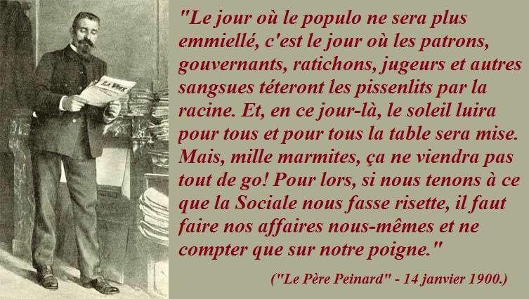 Emile Pouget Anarchisme