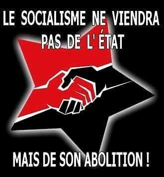 étatisme anarchisme