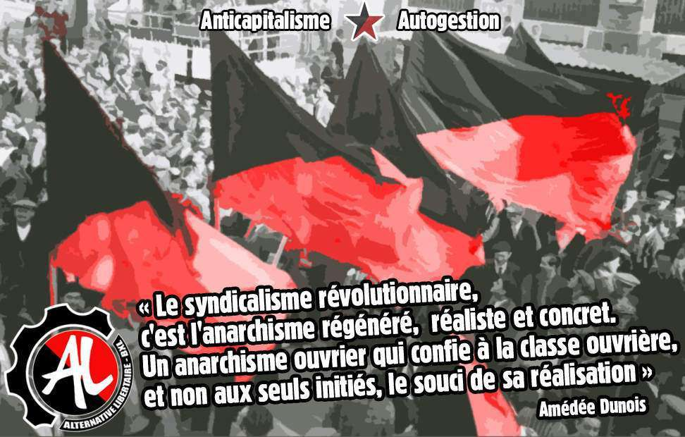 Anarcho-syndicalisme anarchisme
