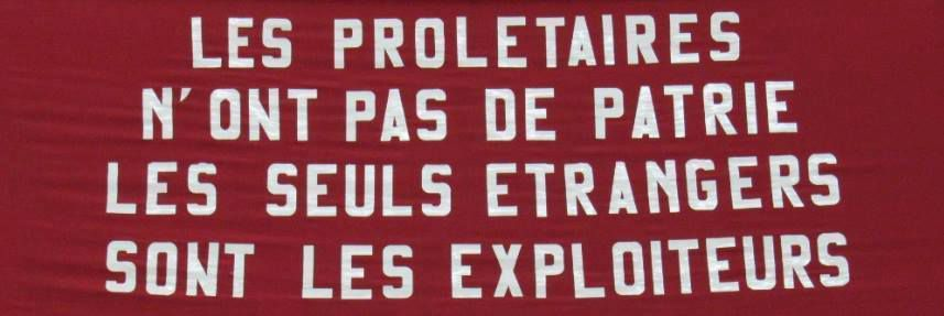 prolétariat anarchisme internationalisme