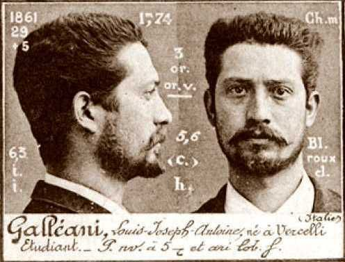 Luigi Galleani, Anarchisme