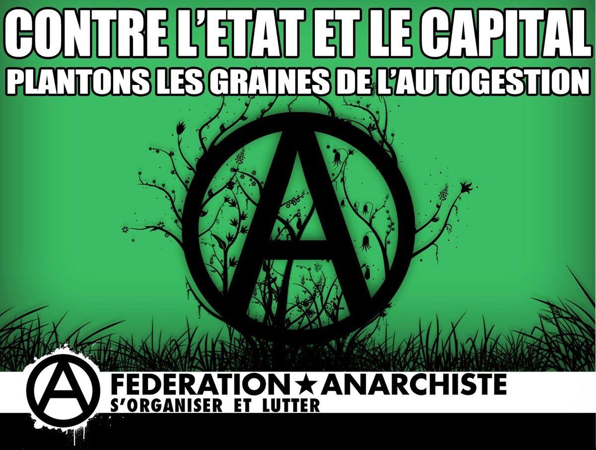 Anticapitalisme Anarchisme