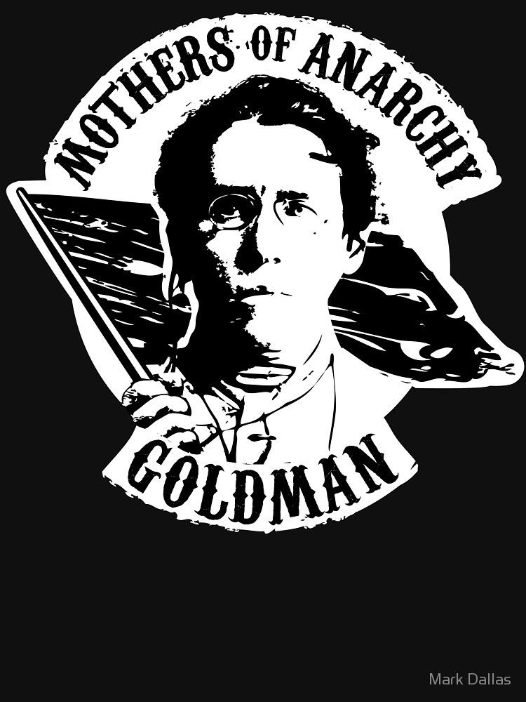 Emma Goldman Anarchie