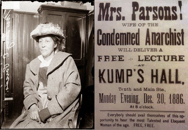 Lucy Parsons Anarchisme
