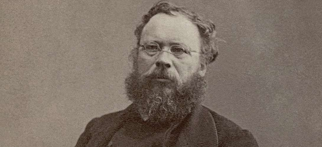 Proudhon Anarchisme