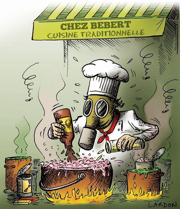 Anarchisme alimentation écologie
