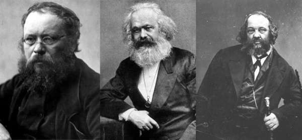 Anarchisme  Marxisme
