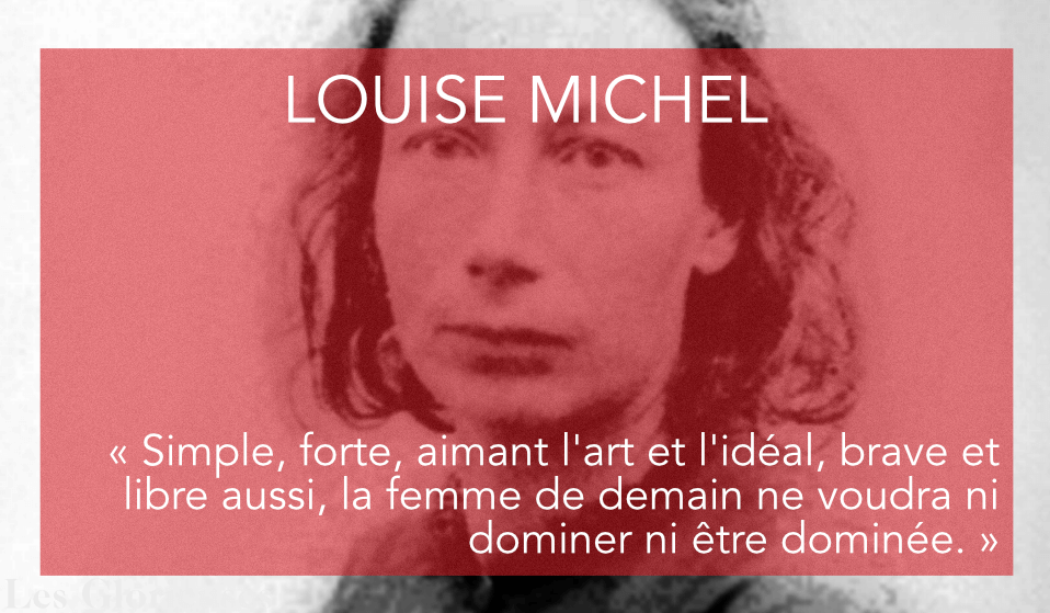 Louise_Michel  Anarchisme Anarchie libertaire