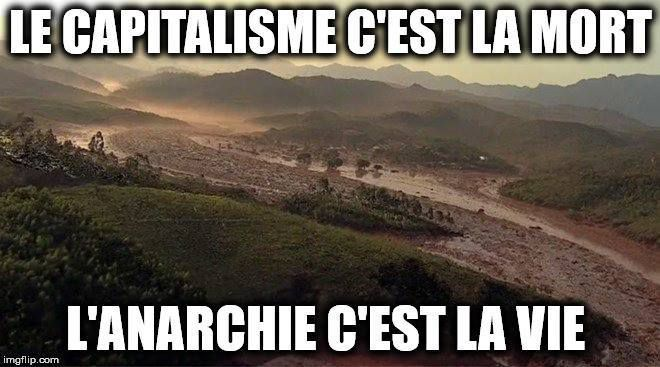 Anarchisme libertaire Anticapitalisme gratuité
