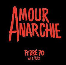 Léo_Ferré  Anarchisme Anarchie Libertaire