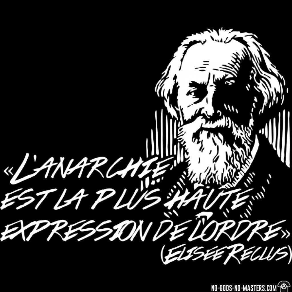 Anarchisme anarchie libertaire justice