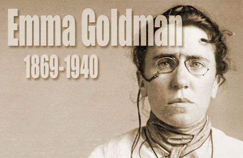 Emma_Goldman Anarchisme