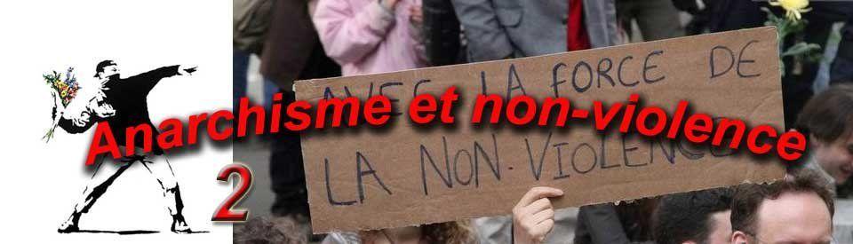 Anarchisme non_violence